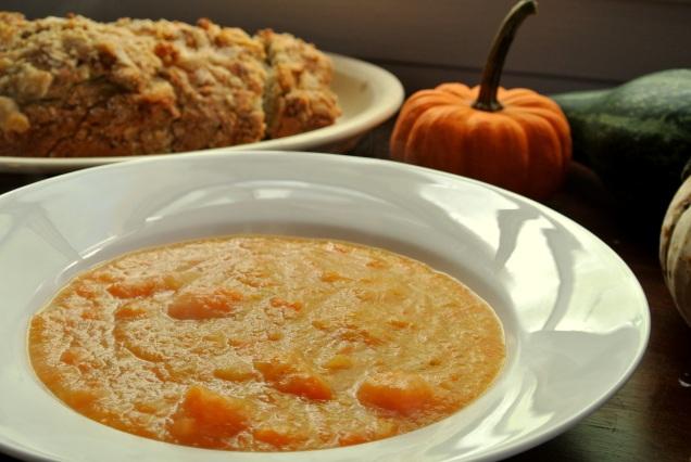 Carrot Potato Soup