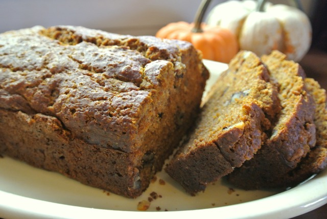 Pumpkin Gingerbread Loaf2