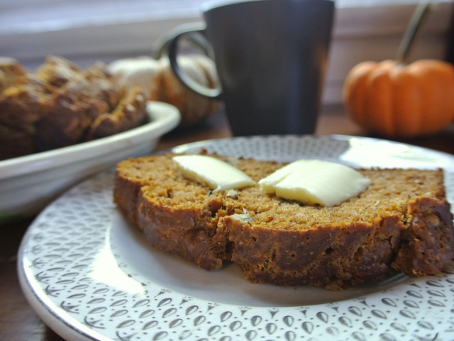 Pumpkin Gingerbread Loaf3